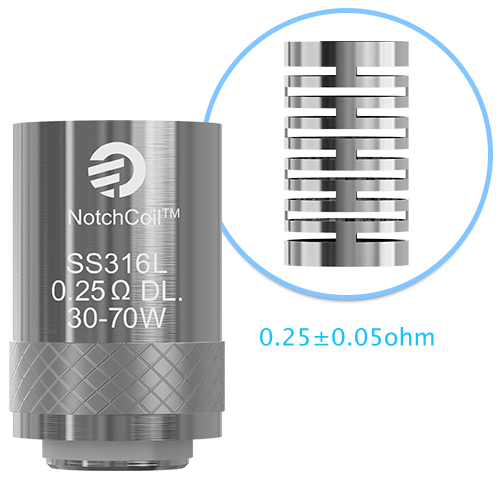 Joyetech eGrip II Notch Coil