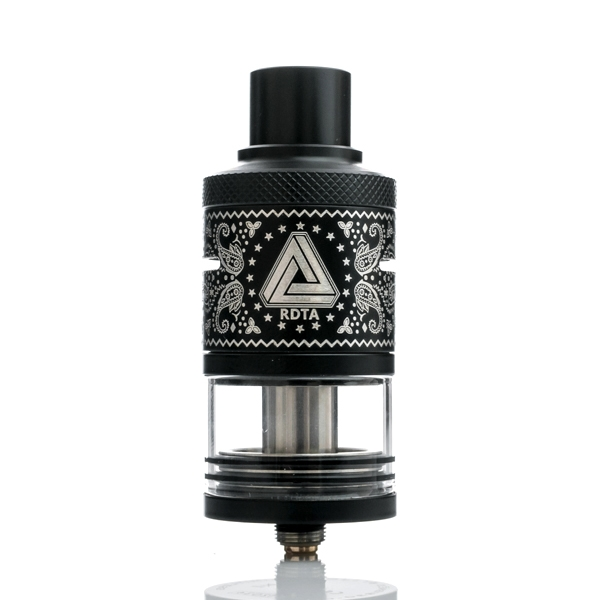 iJoy Limitless Plus RDTA дизайн