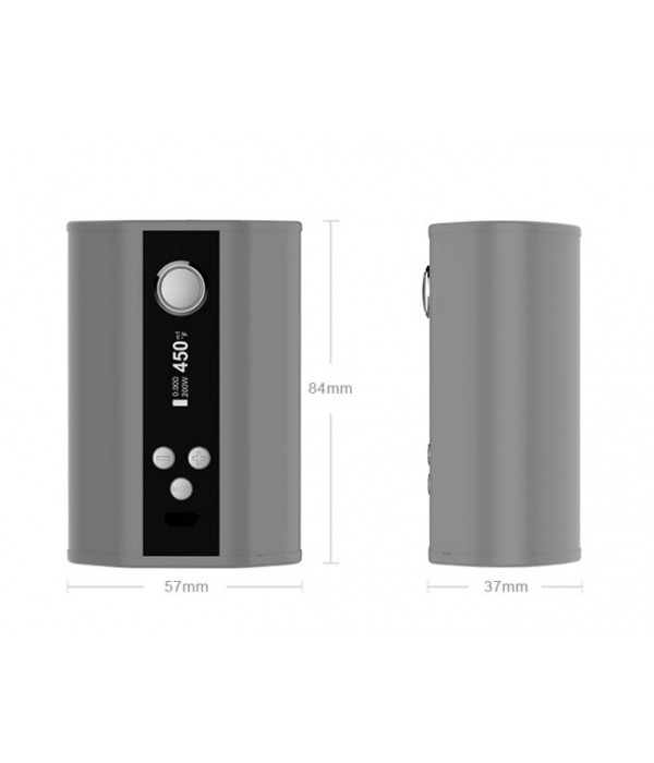 Eleaf iStick 200W TC габариты