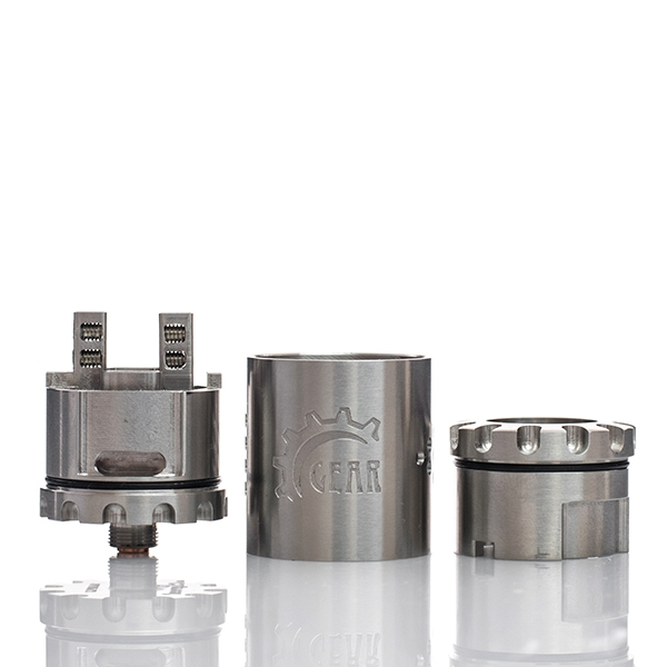Cigreen Gear RDA 25mm в разборе