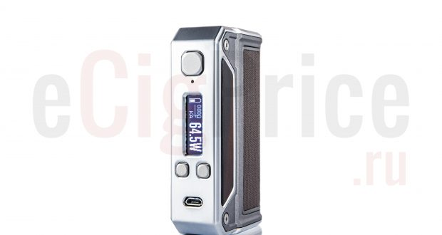 Therion DNA75 - дисплей